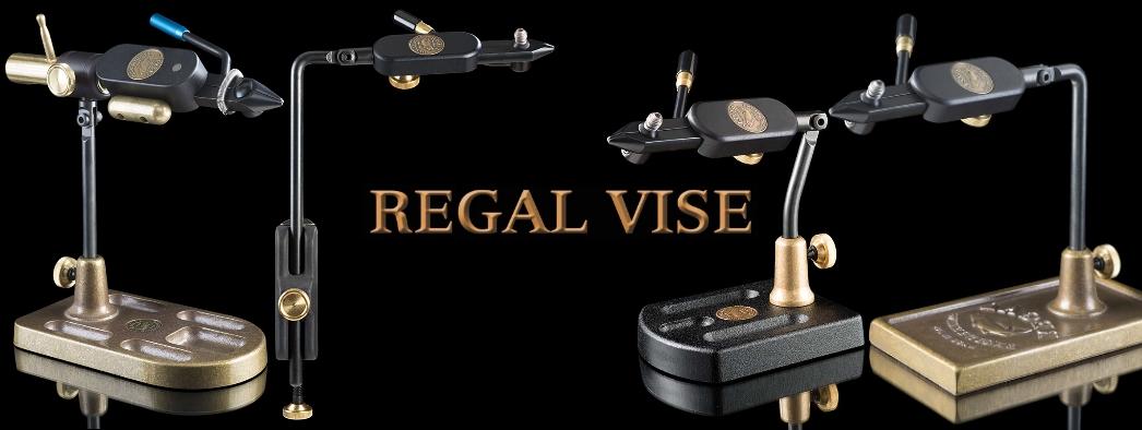 Regal Vise Traveller Revolution Medallion