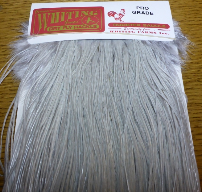 WHITING FARMS DRY FLY SADDLE FLY TYING FEATHERS AUSTRALIA TROUTLORE