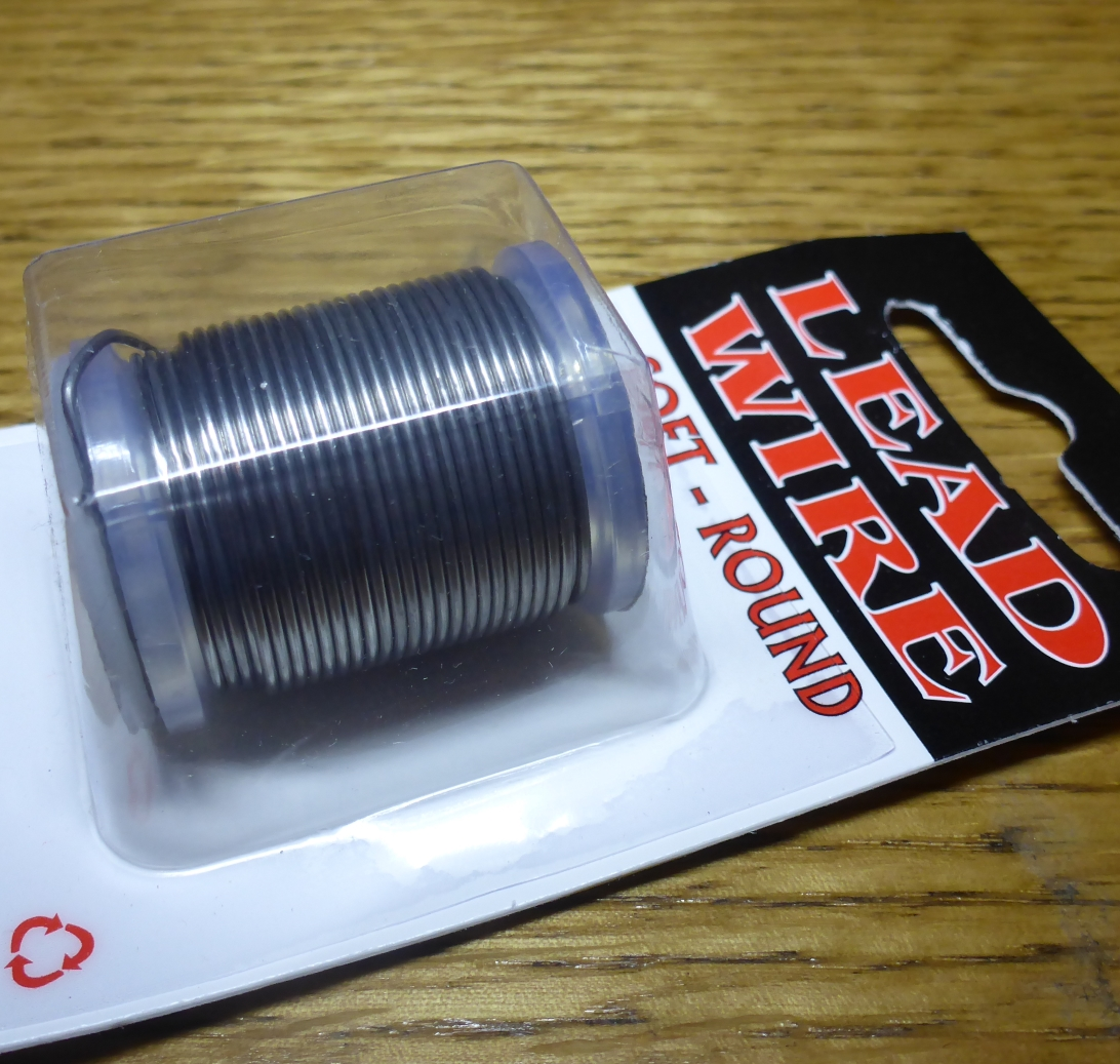 Wire Fly | Soft Round Lead Wire Troutlore